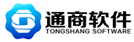 tongshanglogo small 1 - V3二维码的制作规则DIY